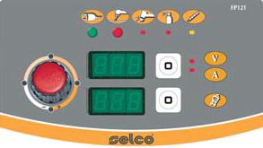 Панель управления Genesis 60